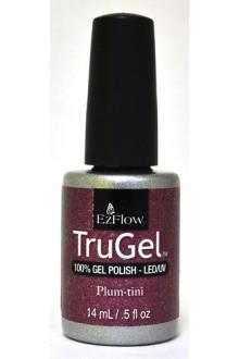 EzFlow TruGel LED/UV Gel Polish - Plum-tini - 0.5oz / 14ml