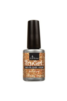 EzFlow TruGel LED/UV Gel Polish - Pretty Penny - 0.5oz / 14ml