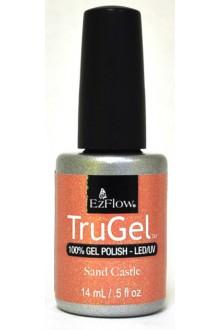EzFlow TruGel LED/UV Gel Polish - Sand Castle - 0.5oz / 14ml