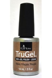EzFlow TruGel LED/UV Gel Polish - Shiny Happy People - 0.5oz / 14ml