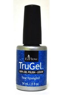 EzFlow TruGel LED/UV Gel Polish - Star Spangled - 0.5oz / 14ml