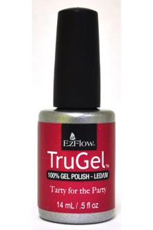 EzFlow TruGel LED/UV Gel Polish - Tarty for the Party - 0.5oz / 14ml
