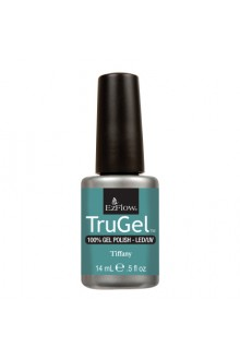 EzFlow TruGel LED/UV Gel Polish - Tiffany - 0.5oz / 14ml