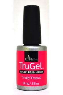 EzFlow TruGel LED/UV Gel Polish - Totally Tropical  - 0.5oz / 14ml