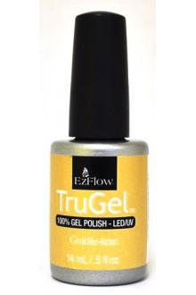 EzFlow TruGel LED/UV Gel Polish - Goldie-luxe - 0.5oz / 14ml