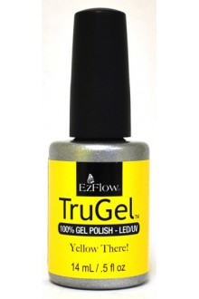 EzFlow TruGel LED/UV Gel Polish - Yellow There! - 0.5oz / 14ml