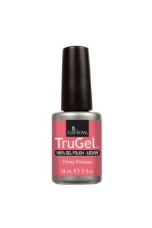 EzFlow TruGel LED/UV Gel Polish - Pretty Princess - 0.5oz / 14ml