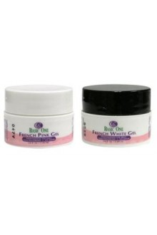 Christrio BASIC ONE French White and Pink Gel Pack - 0.25oz / 7g Each