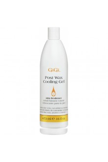 GiGi Post Wax Cooling Gel - 16oz / 473ml