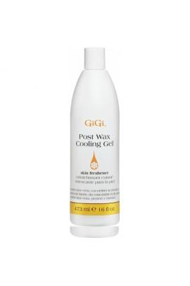 GiGi Post Wax Cooling Gel - 16oz / 473ml