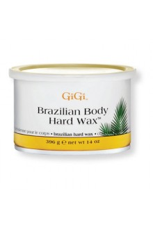 GiGi - Brazilian Body Hard Wax - 396 g / 14 oz