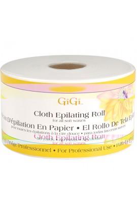GiGi Cloth Epilating Roll - 50 yd