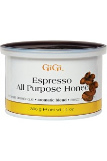 GiGi Espresso All Purpose Honee - 14oz / 396g