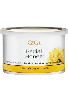 GiGi Facial Honee Wax - 14oz / 396g