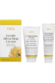 GiGi Gentle Bleaching Cream Set