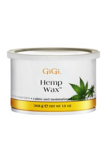 GiGi Hemp Wax - 13oz / 368g