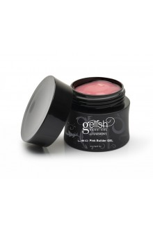 Nail Harmony Gelish Hard-Gel LED Builder Gel - Pink - 0.5oz / 15ml