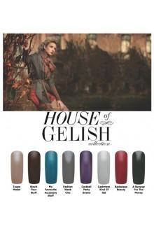 Nail Harmony Gelish - House of Gelish 2012 Fall Collection