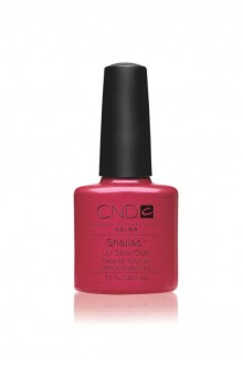CND Shellac Power Polish - Hot Chilis - 0.25oz / 7.3ml