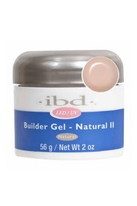 ibd LED/UV Builder Gel - Natural II - 2oz / 56g