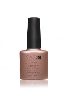 CND Shellac Power Polish - Iced Cappuccino - 0.25oz / 7.3ml