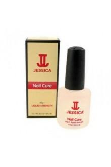Jessica Treatment - Nail Cure - Liquid Strength - 0.5oz / 14.8ml
