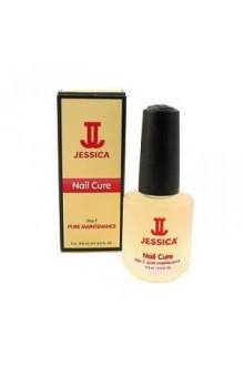 Jessica Treatment - Nail Cure - Pure Maintenance - 0.5oz / 14.8ml