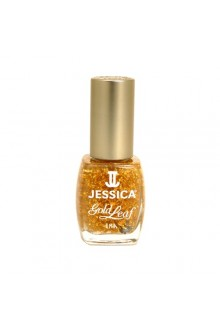 Jessica Nail Polish - Top Coat - 18K Gold Leaf