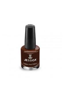 Jessica Nail Polish - Spicy Dreams Fall Collection 2012 - Brown Sugar 739 - 0.5oz / 14.8ml