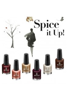 Jessica Nail Polish - Spicy Dreams Fall Collection 2012