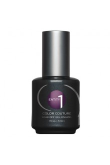 Entity One Color Couture Soak Off Gel Polish - Midnight Runway - 0.5oz / 15ml