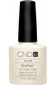CND Shellac Power Polish - Mother of Pearl - 0.25oz / 7.3ml