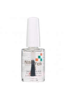 Nail Tek Protection Plus III - 0.5oz / 15ml