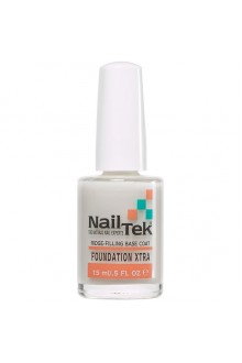 Nail Tek XTRA Foundation - 0.5oz / 15ml