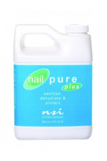 NSI Nailpure Plus Refill - 32oz / 946ml (U.S. Shipping Only)