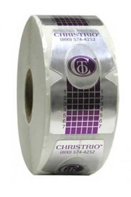 Christrio Paper (Silver) Forms - 500ct