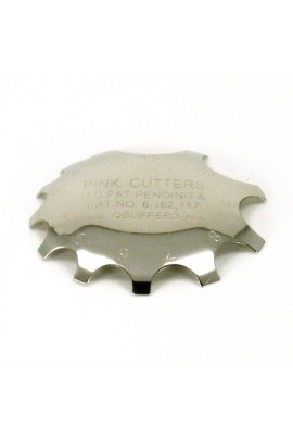 Q-Buffers - Pink Cutters - Regular C