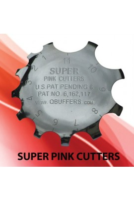 Q-Buffers - Pink Cutters - Super C
