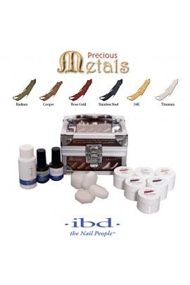 ibd Gel Polish - Precious Metals Gel Collection