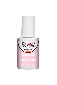 SuperNail ProGel Polish - Berry Shake - 0.5oz / 14ml