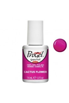 SuperNail ProGel Polish - Cactus Flower - 0.5oz / 14ml
