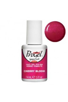 SuperNail ProGel Polish - Cherry Bloom - 0.5oz / 14ml