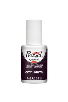 SuperNail ProGel Polish - City Lights - 0.5oz / 14ml