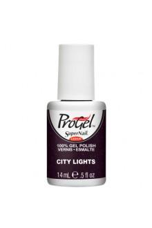 SuperNail ProGel Polish - City Lights - 0.5oz / 14ml
