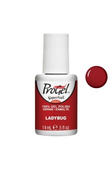 SuperNail ProGel Polish - Ladybug - 0.5oz / 14ml