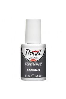 SuperNail ProGel Polish - Obsidian - 0.5oz / 14ml