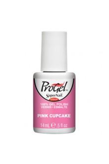 SuperNail ProGel Polish - Pink Cupcake - 0.5oz / 14ml