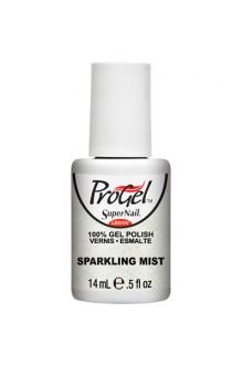 SuperNail ProGel Polish - Sparkling Mist - 0.5oz / 14ml