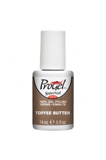 SuperNail ProGel Polish - Toffee Butter - 0.5oz / 14ml