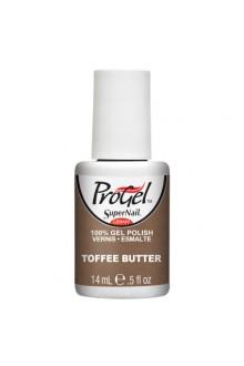 SuperNail ProGel Polish - Toffee Butter - 0.5oz / 14ml